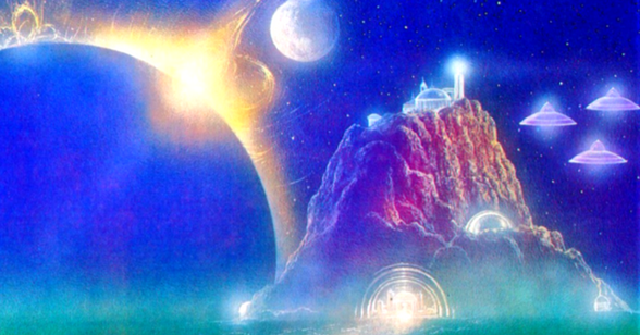 Returning to our Pleiadian Home  Part 16